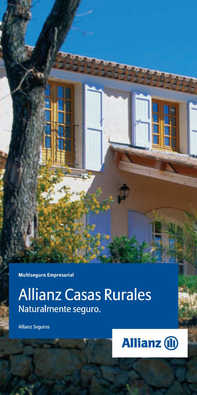 ALLIANZ Casas rurales