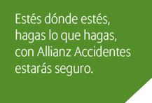 ALLIANZ Seguro de accidentes