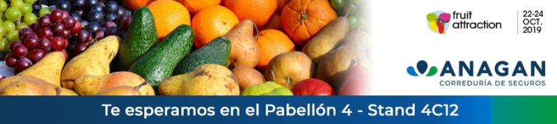 Anagan en Fruit Attraction
